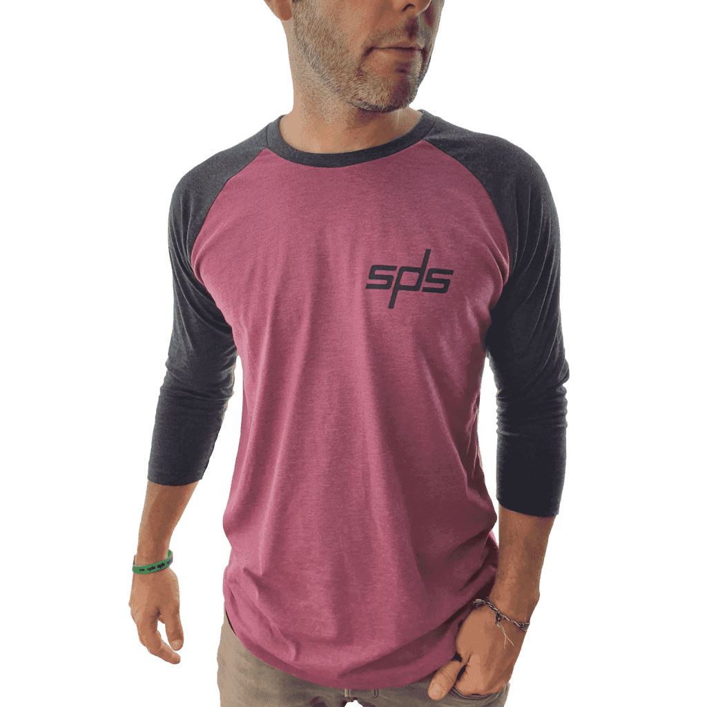 Camisetas 3/4 de SPS diseño de Jack The Max .
