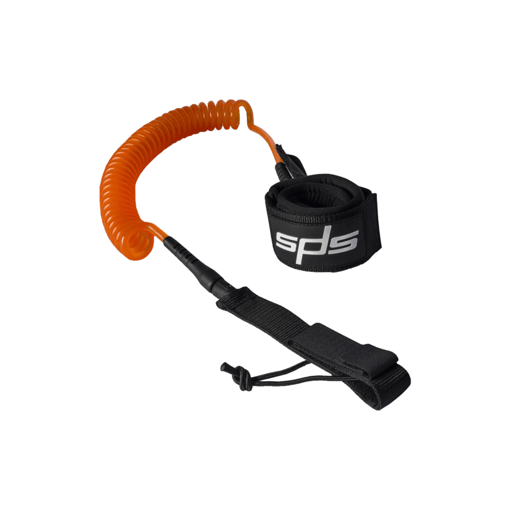 Leash Race Naranja para paddle surf