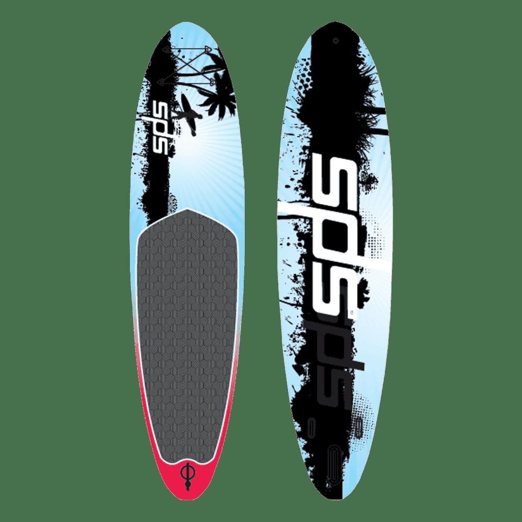 DESIGN SERIES 10'8×32''x5'' – VAN tabla de paddle surf con diseño exclusivo, original y diferente